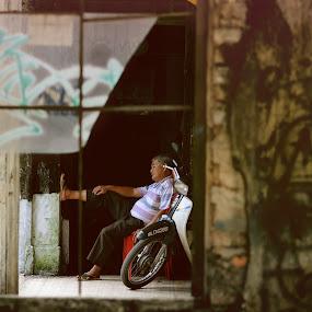 by Syafizul  Abdullah - People Street & Candids