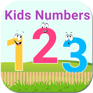 Kids Numbers. Learn to count