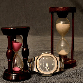 Time Is Ticking Away by Sonja VN - Artistic Objects Still Life (  )