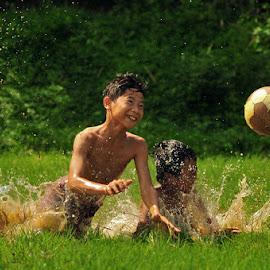 by Bimo Gupono - Sports & Fitness Soccer/Association football
