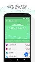Screenshot of Wallet - Budget Tracker