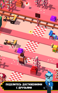 Disney Crossy Road Screenshot