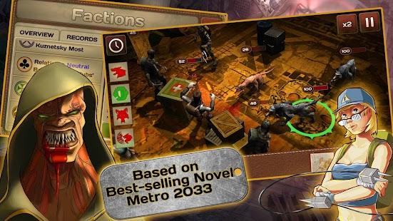 Скачать метро 2033 игра на андроид
