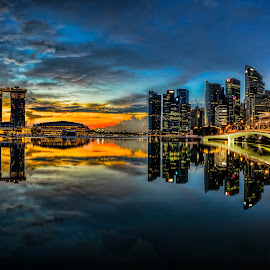 Grandeur by Gordon Koh - City,  Street & Park  Skylines (  )