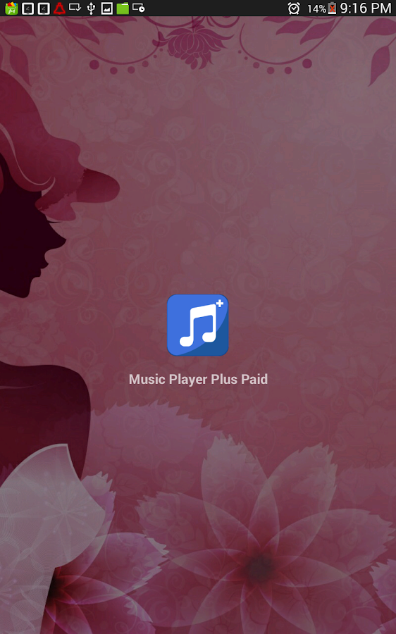 Music Player Plus - Paid Screenshot 0