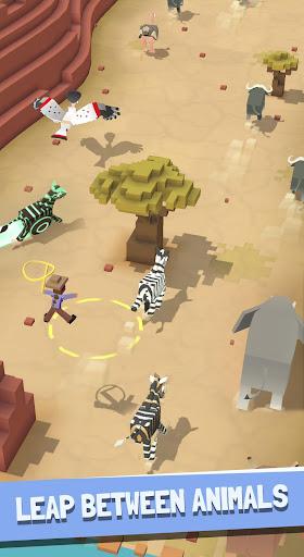 Rodeo Stampede:Sky Zoo Safari screenshot 17