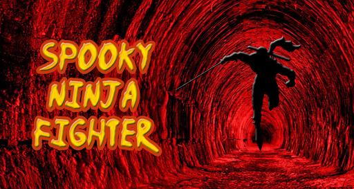 Spooky Ninja Fighter - screenshot
