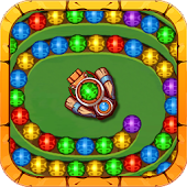 Jungle Marble Blast 2 APK for Bluestacks