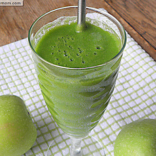 Green Apple Veggie Juice