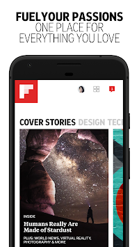 Flipboard APK screenshot thumbnail 1
