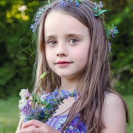 Little beauty by Becky Kempf - Babies & Children Child Portraits