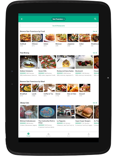 TripAdvisor Hotels Flights Restaurants Attractions screenshot 9