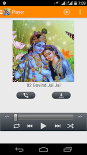 Govind Jai Jai mp3 Bhajans - screenshot