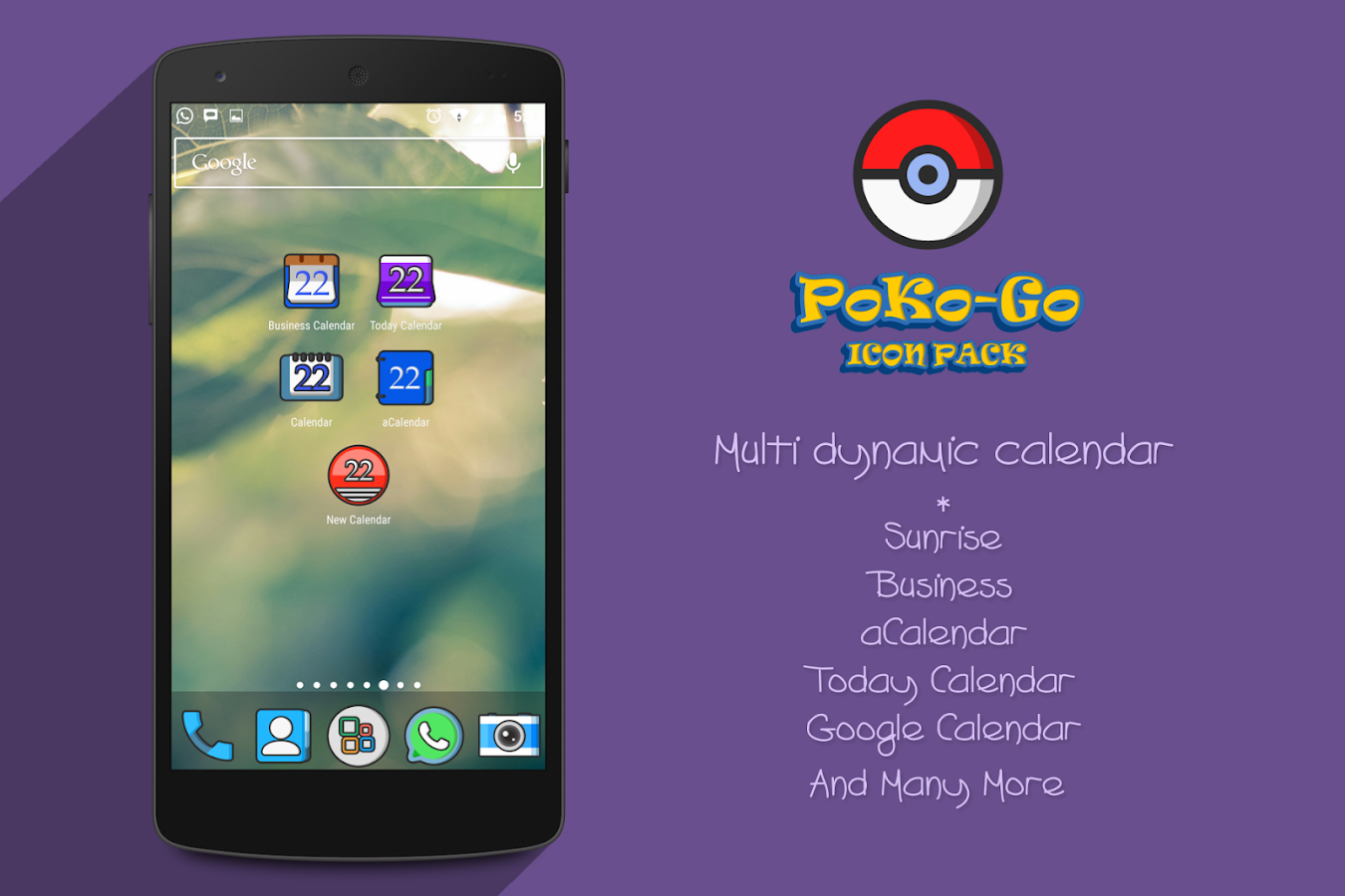 PokoGo Icon Pack Screenshot 4