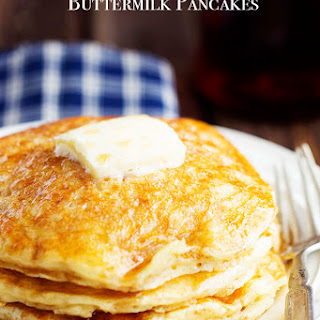 Low Sodium Buttermilk Pancakes Recipes