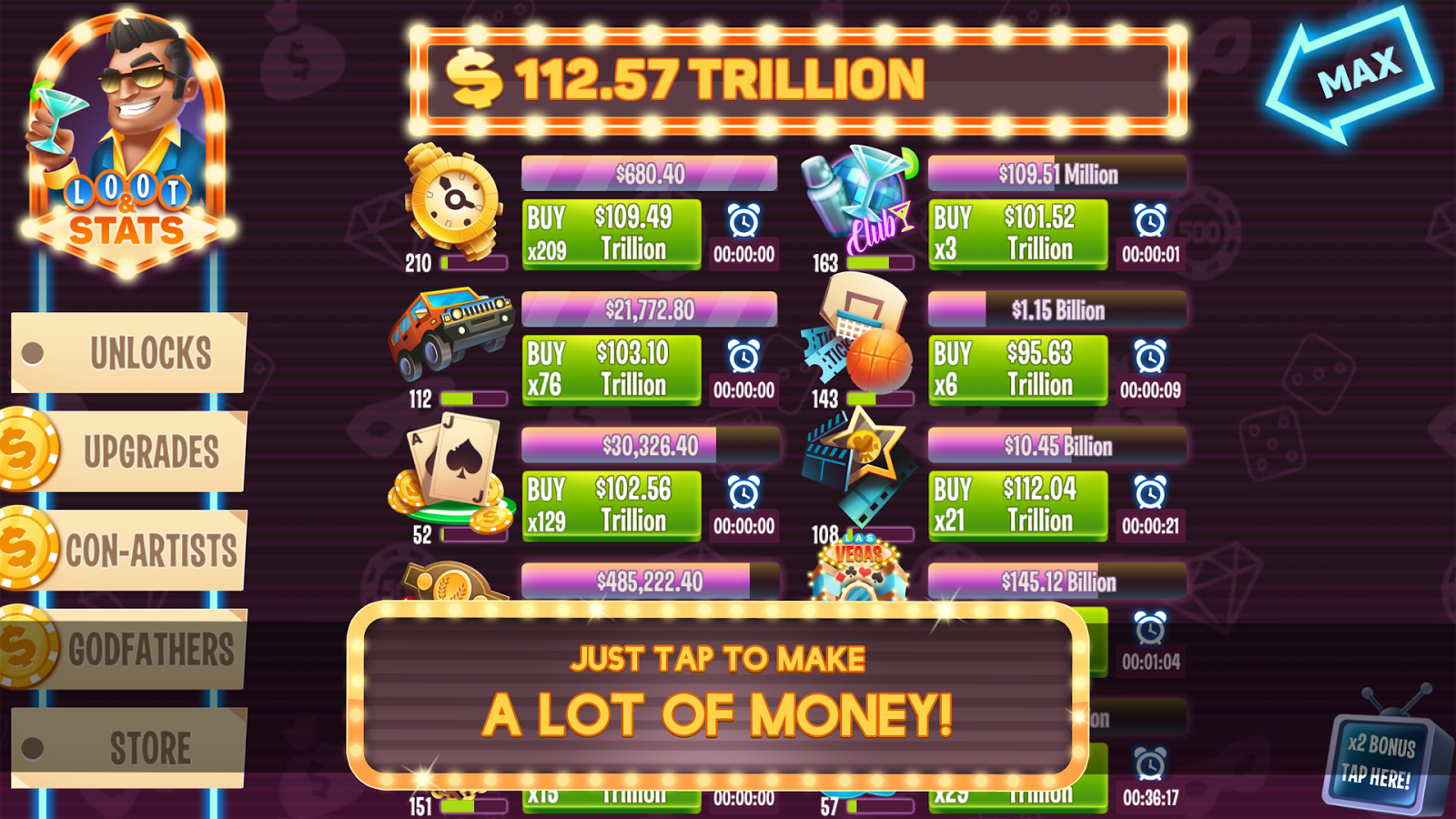 Magnate - Capitalist Manager Screenshot 6