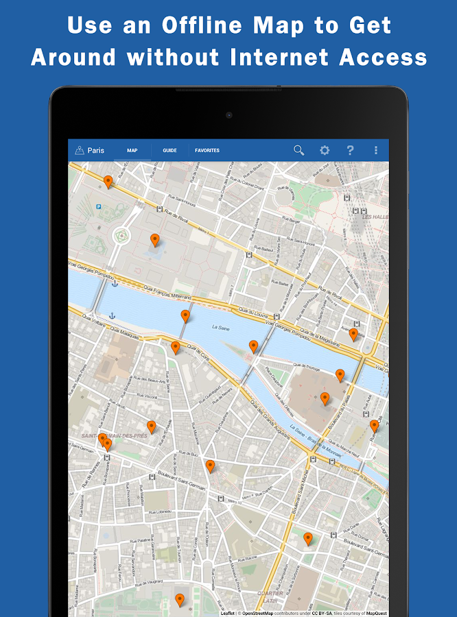City Guides & Offline Maps Screenshot 6
