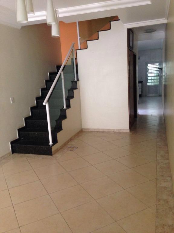 Casa Sobrado à venda, Vila Santa Lúcia, São Paulo
