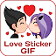 Love GIF Stickers