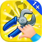 Baby Puzzles. Garage Tools APK for Nokia