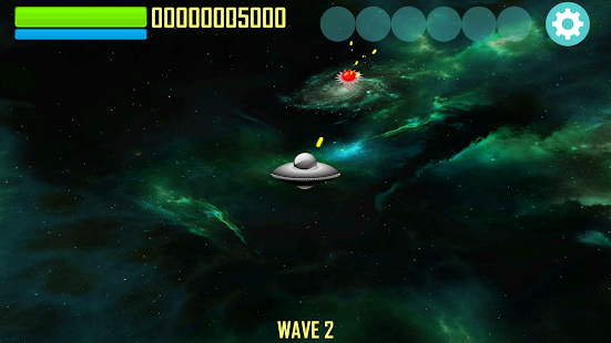 Space Wars - screenshot