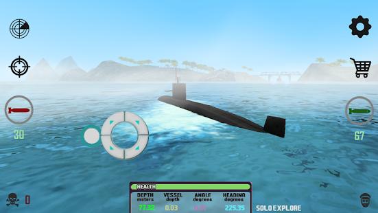 симуляторы по управлению подводной лодкой