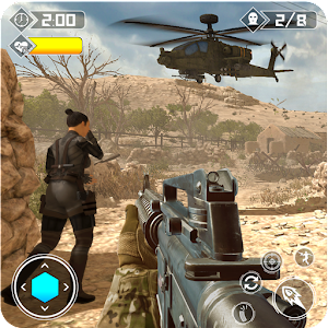 Combat Strike CS: Counter Terrorist Attack FPS 3D on PC (Windows / MAC)