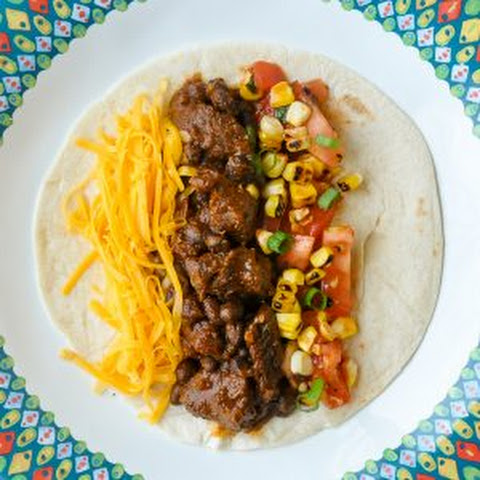 Beef Tacos from the Slow Cooker