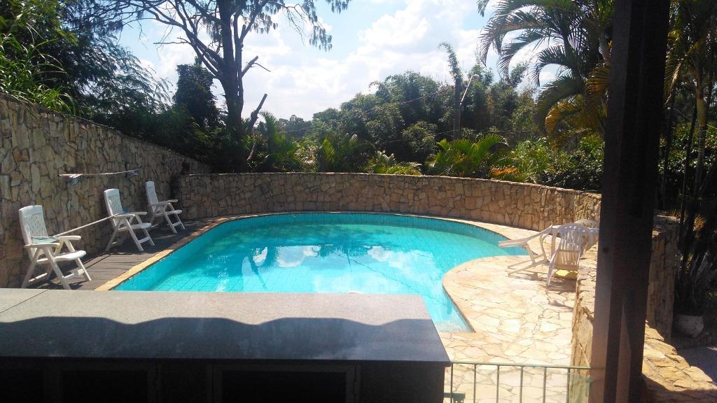 Chácara com 3 dormitórios à venda, 2500 m² por R$ 1.400.000 - Do Poste - Jundiaí/SP