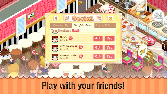Free Download Bakery Story: Valentines Day APK for Samsung