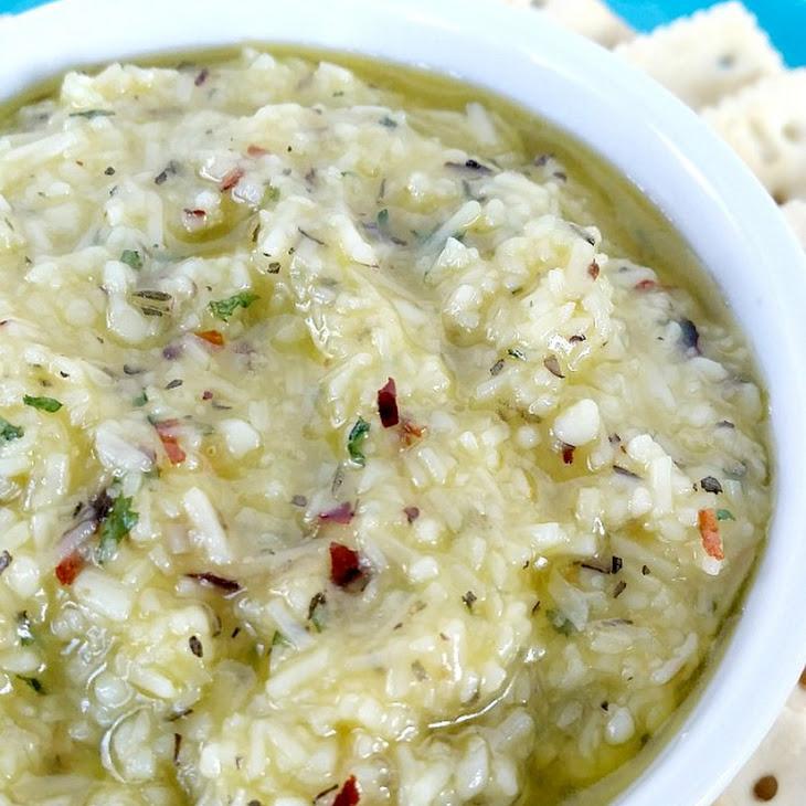 Asiago Parmesan Cheese Spread Recipe | Yummly