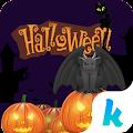 App Halloween Sticker KikaKeyboard apk for kindle fire