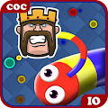 Game Clash.IO Snake Slither APK for Kindle