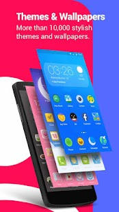 Hola Launcher- Theme,Wallpaper APK Descargar