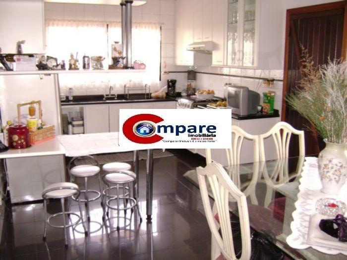 Casa 4 Dorm, Vila Rosália, Guarulhos (SO1389) - Foto 9