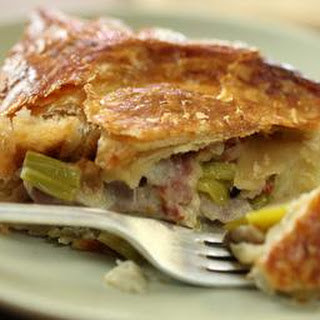 Chicken Cheese Onion Pie Recipes