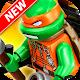 Turtle Puzzle Ninja Kids New