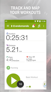 Endomondo - Running & Walking APK for Bluestacks