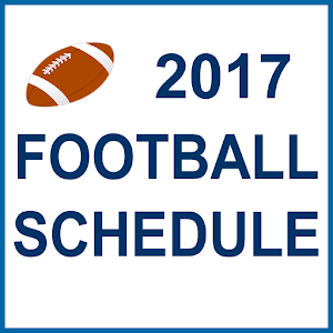 2017 Football Schedule (NFL) For PC