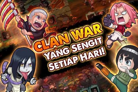 Ninja Rebirth: Shinobi War APK for Bluestacks