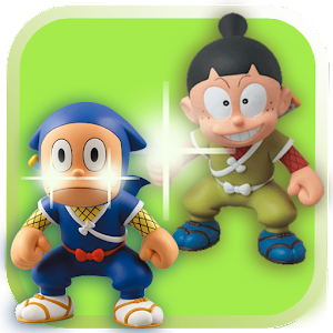 Download Super Ninja Hattori Jump Games for Windows Phone