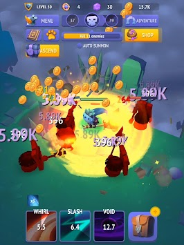 Nonstop Knight APK screenshot thumbnail 12