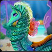 Download Full Mermaid Sea Horse Caring 1.0.6 APK