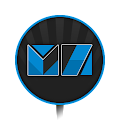 App Material Faded CM13 - Blue APK for Kindle