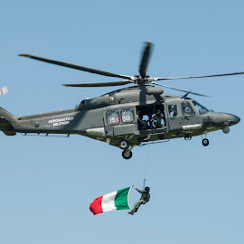 Aeronautica militare by Mauro Amoroso - Transportation Helicopters