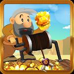 Gold Rush Miner Icon