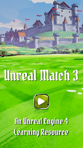 android Unreal Match 3 Screenshot 0