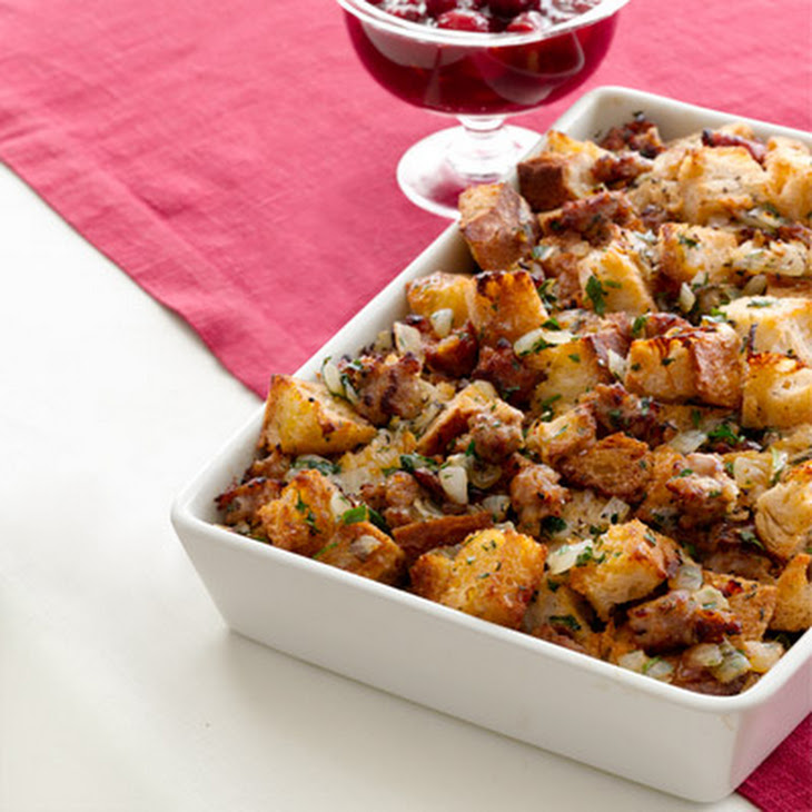 sausage stuffing chicken sausage and herb stuffing skinnytaste sausage ...