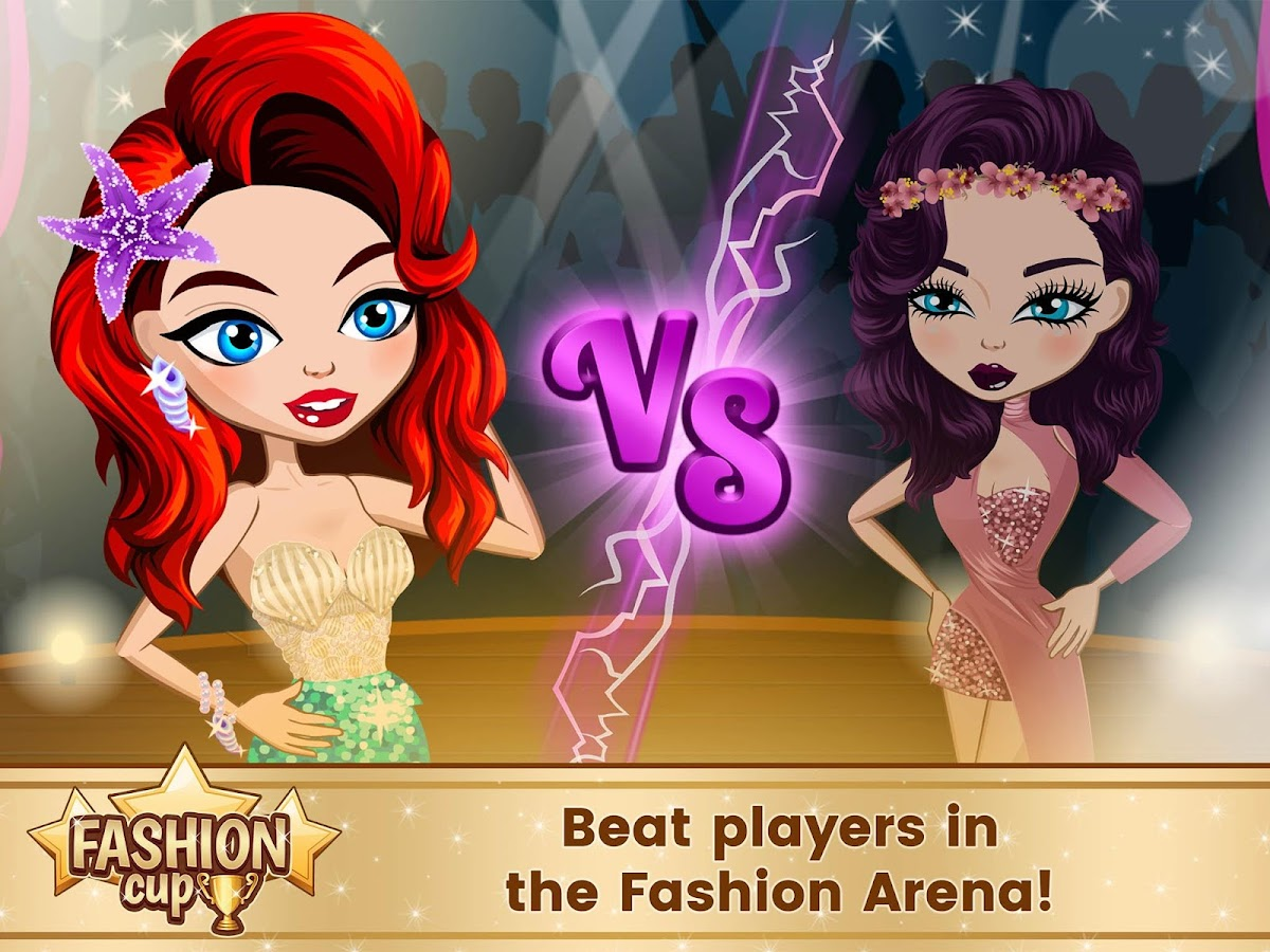 Fashion Cup - Dress up & Duel Screenshot 4