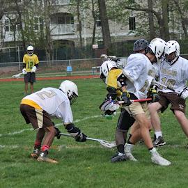 high school lacrosse by Gerald Yamin - Sports & Fitness Lacrosse